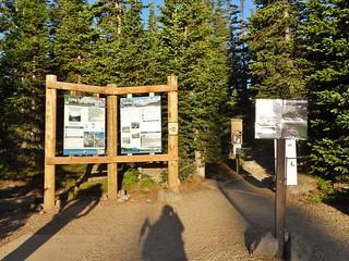Long Lake Trail Head