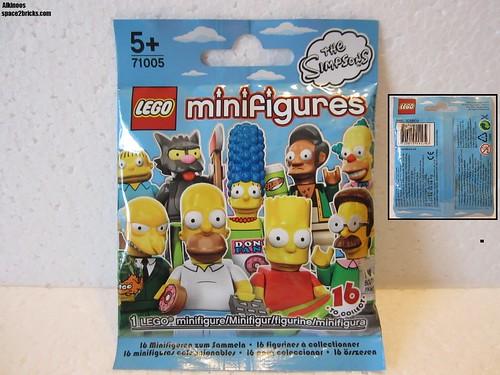 Lego Simpson p1