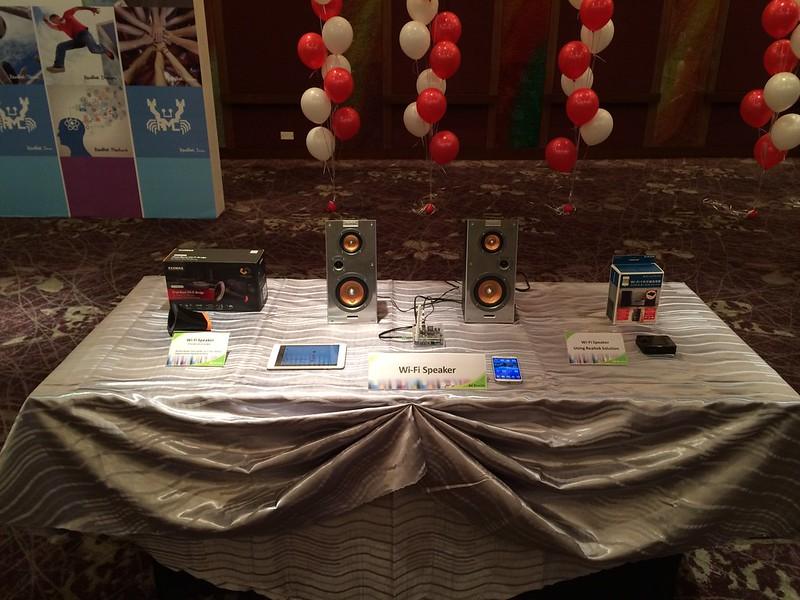Realtek Singapore - Wi-Fi Speaker