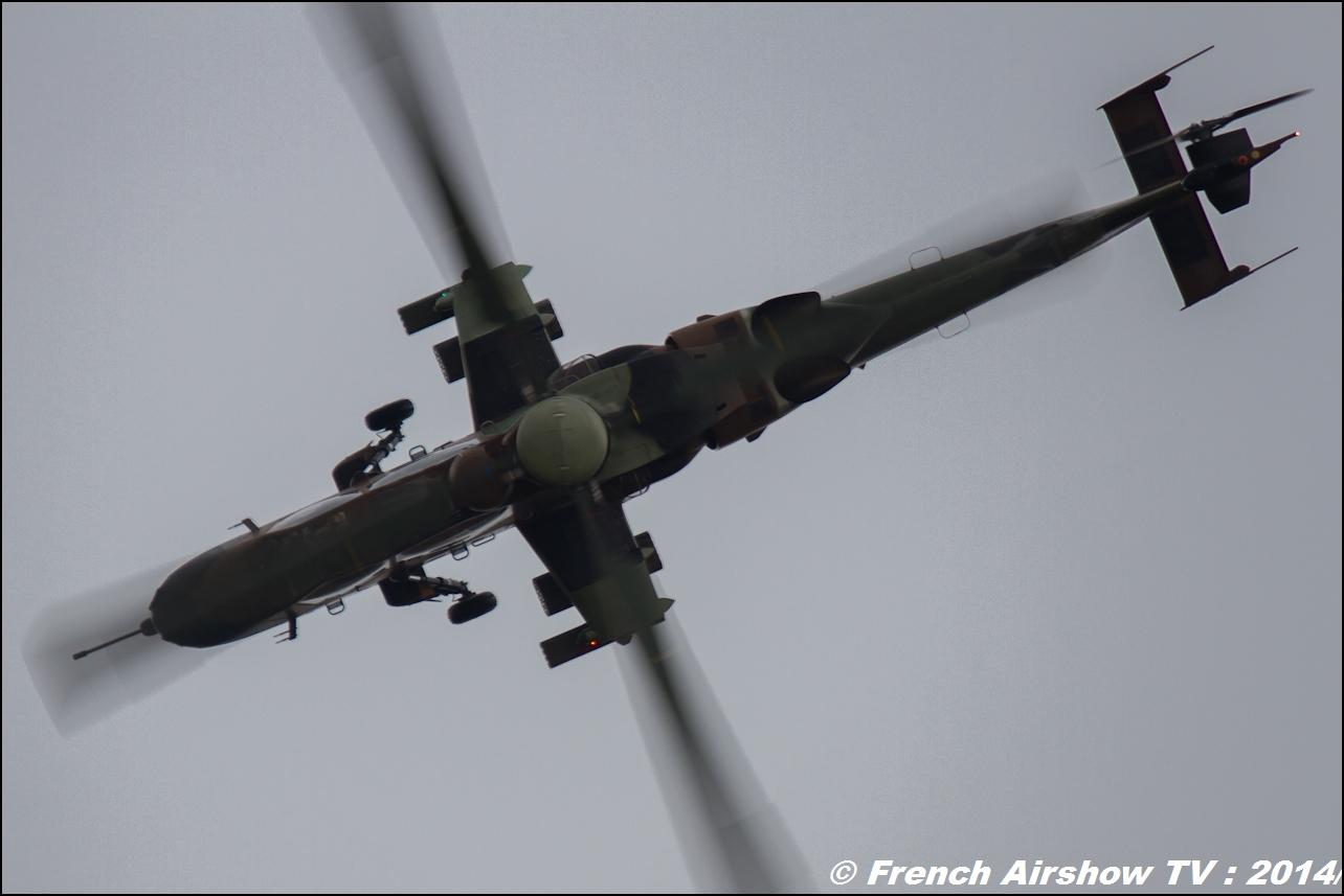 EC-665 Tigre ALAT, JPO BAN Hyères 2014