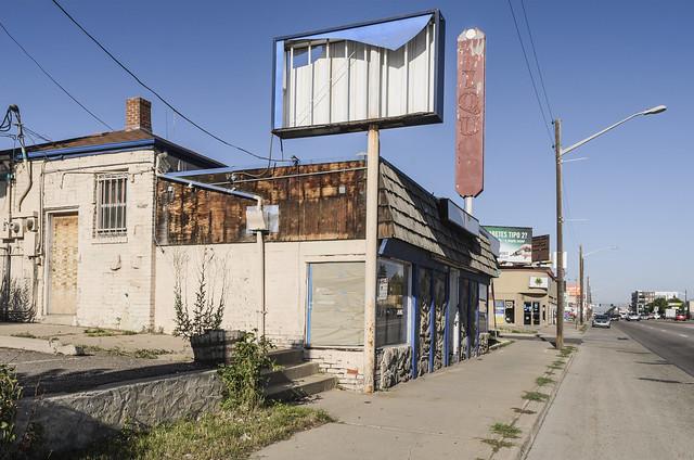 East Colfax Avenue, no. 15; Denver, Colorado