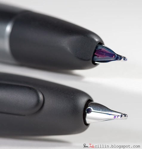 Pilot VP nib and feed