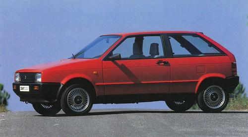 SEAT Ibiza 1ª generación