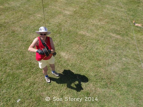 Me at Penvins kite festival 2014