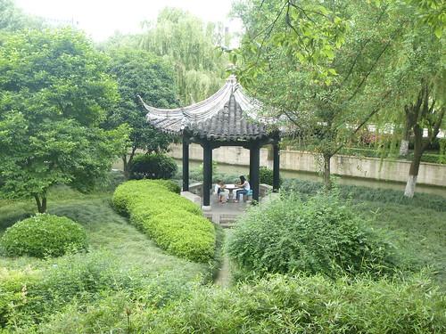 Zhejiang-Shaoxing-Ville-Canaux-Place (3)