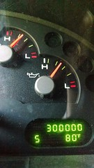 Dan\'s Explorer turned 300,000 miles and keeps on rolling!