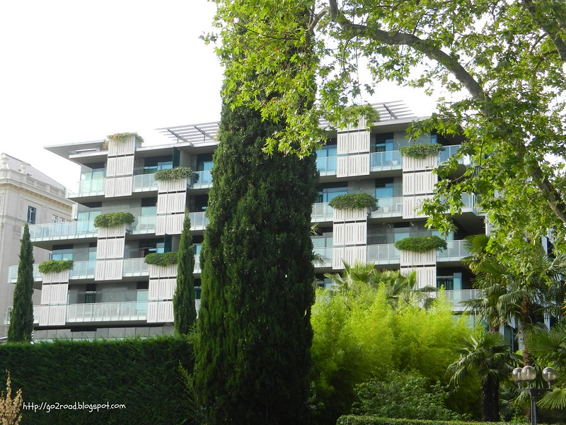 Архитектура Порторожа