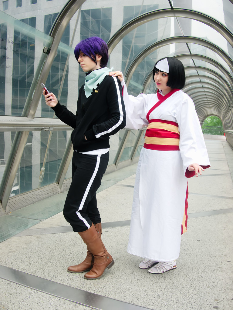 related image - Shooting La Défense - Noragami - 2014-06-01- P1860901