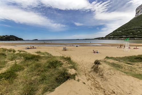 Playa de Oriñon, Cantabria