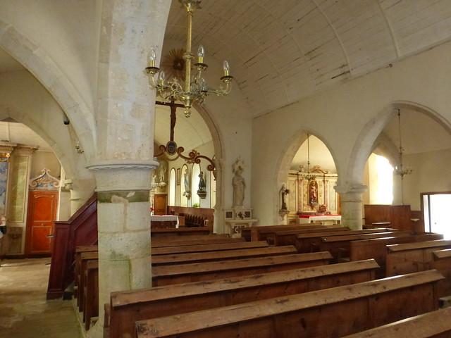 011 Église Saint-Martin, Lestre