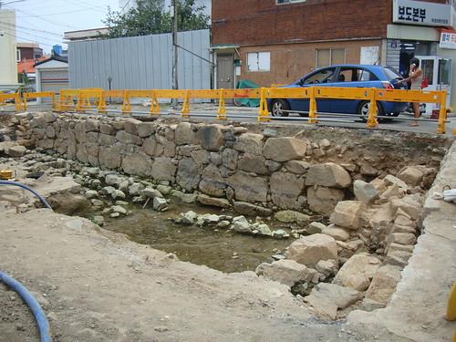 좌수영성지 rebuild 1652