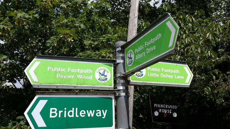 Choices choices #LondonLOOP #sh