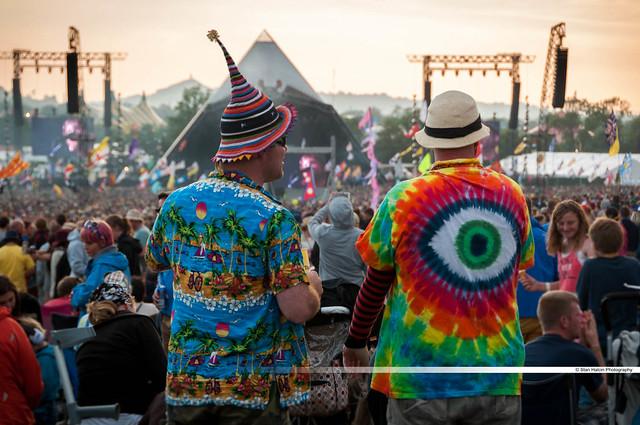 Glastonbury Music Festival 2014