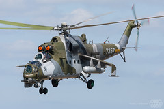 Mi-24 Czech Air Force NATO Tiger Meet 2014 Schleswig-Jagel