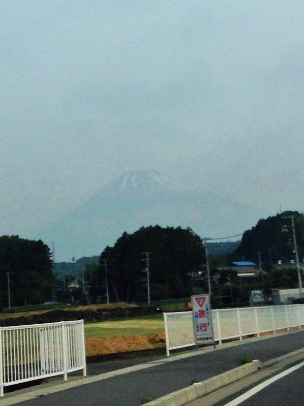 Mt.Fuji 富士山 7/3/2014