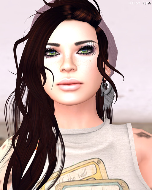 How I Live Now (New Post @ Second Life Fashion Addict)