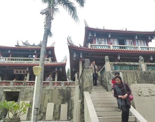 Taiwan-Tainan-Tour Chihkan (17)