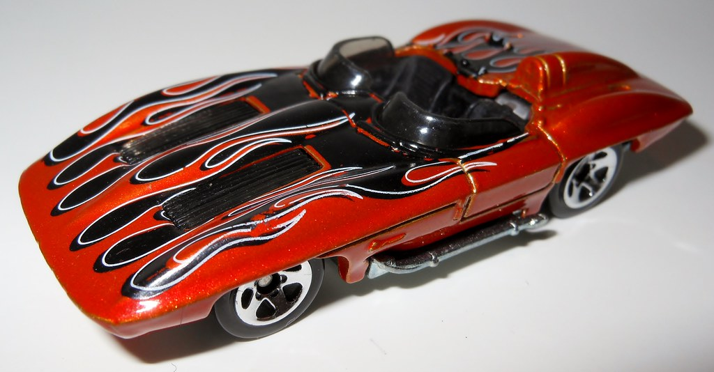 Hot Wheels 2005 Mystery Cars VW Cup New Beetle - HobbyTalk