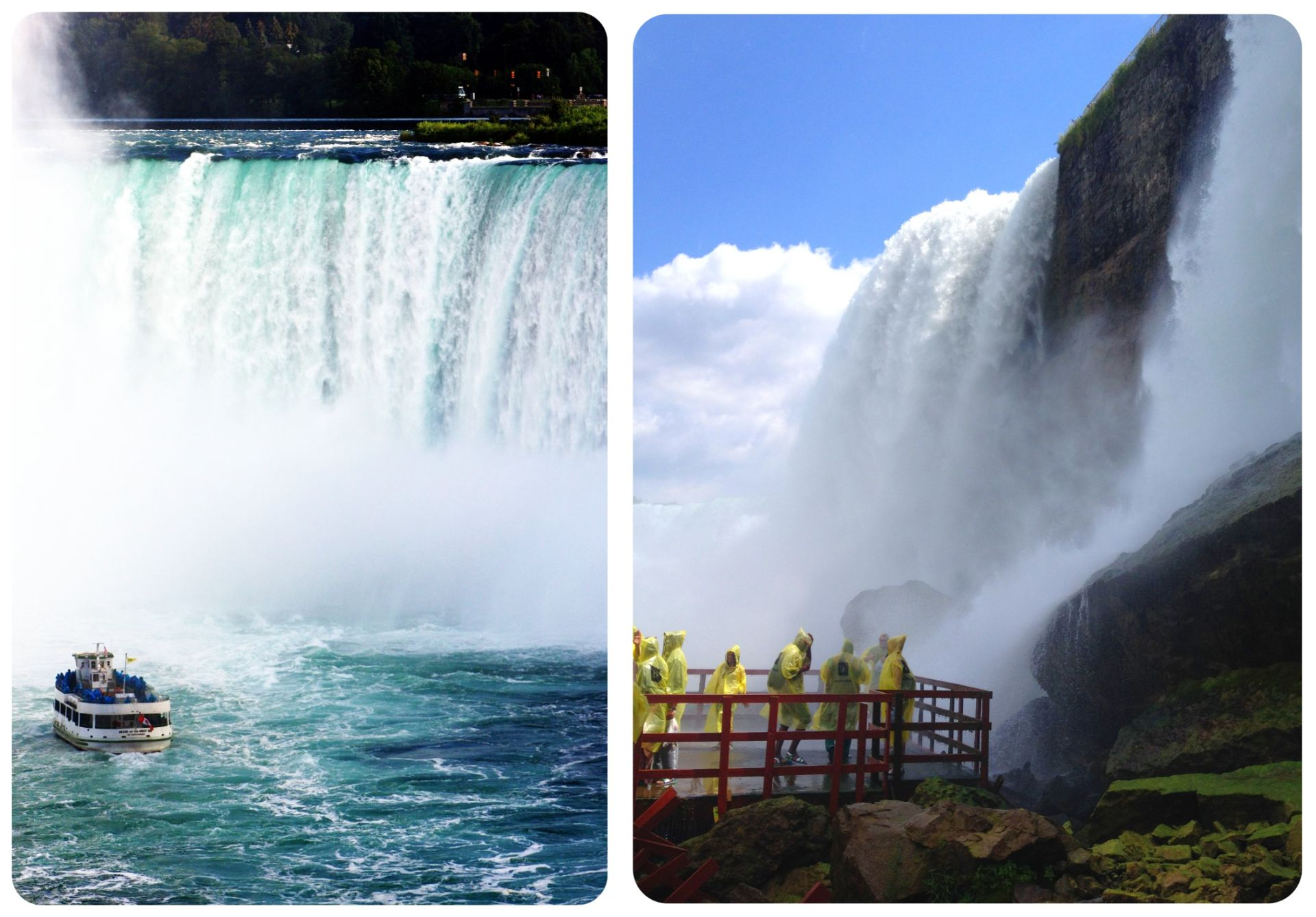 Niagara Falls American Side or Canadian Side