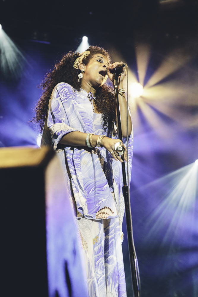 Kelis @ Somerset House, London 14/07/14