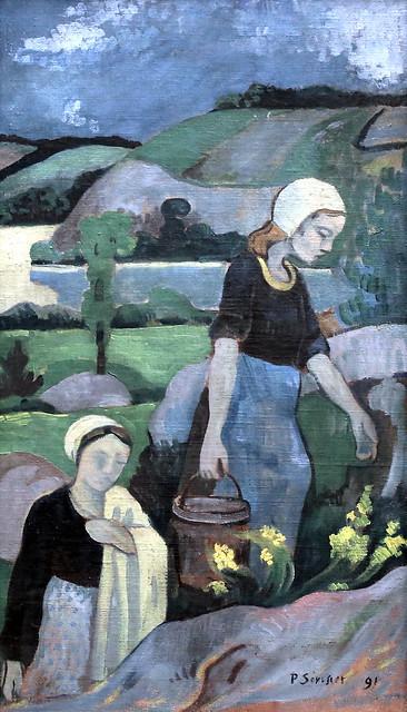IMG_0709 Paul Sérusier. 1844-1927