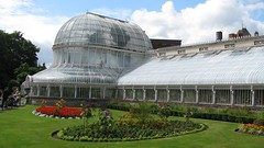 greenhouse, botanical garden, building, garden, estate,