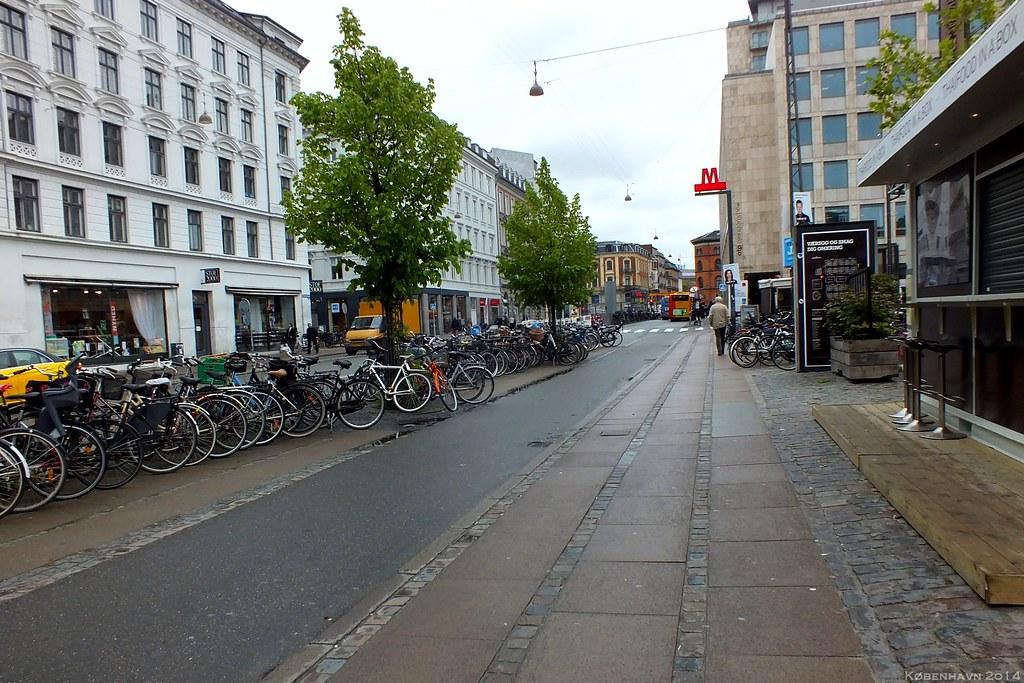 Frederiksborggade, Copenhagen, Hovedstaden, Denmark