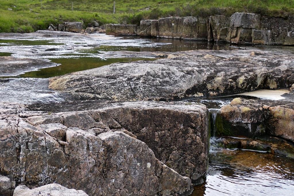 Falls on the River Kinglass