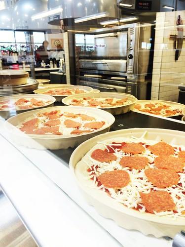Earth Fare Greenwood pizza