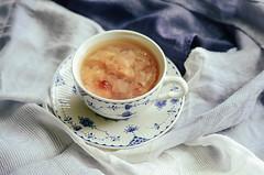 蔓越莓银耳桃胶羹Cranberry White Fungus Pea…