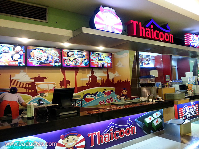 Thaicoon at SM North Edsa