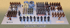 Saurons Armies