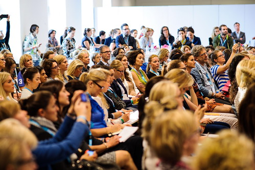 "DLDw14 Conference – ""Relevance!"" – Munich, Germany, July 2014 © Robert Schlesinger"