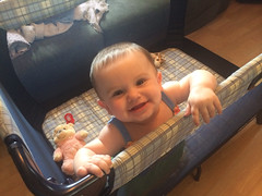Smiling Natalia