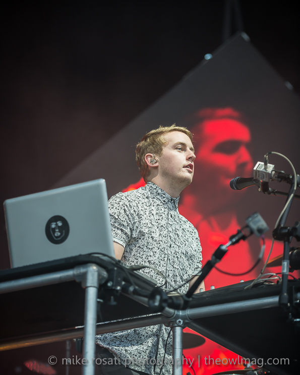 Disclosure @ Outside Lands 2014, Friday