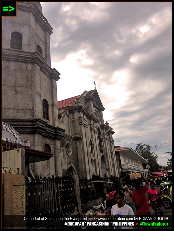 [DAGUPAN] St John the Evangelist Cathedral
