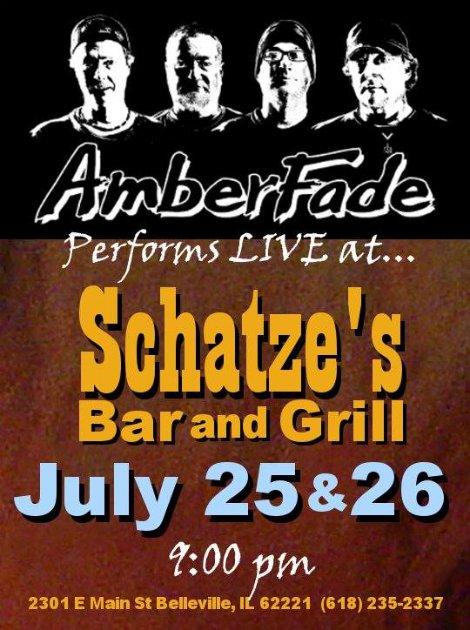 AmberFade 7-25, 7-26-14