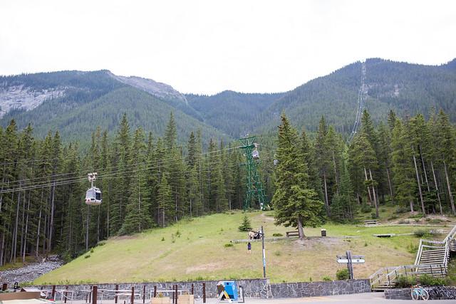 Photo:Sulphur Mountain Banff Gondola By Norio.NAKAYAMA