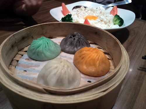 Multi-Flavored Xiao Long Bao