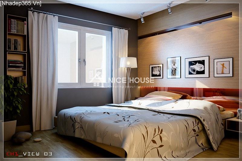 Thiết kế nội thất chung cư La Khê - Hà Nội_4