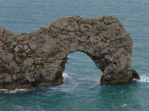 49 Durdle Door - the arch not swimmed