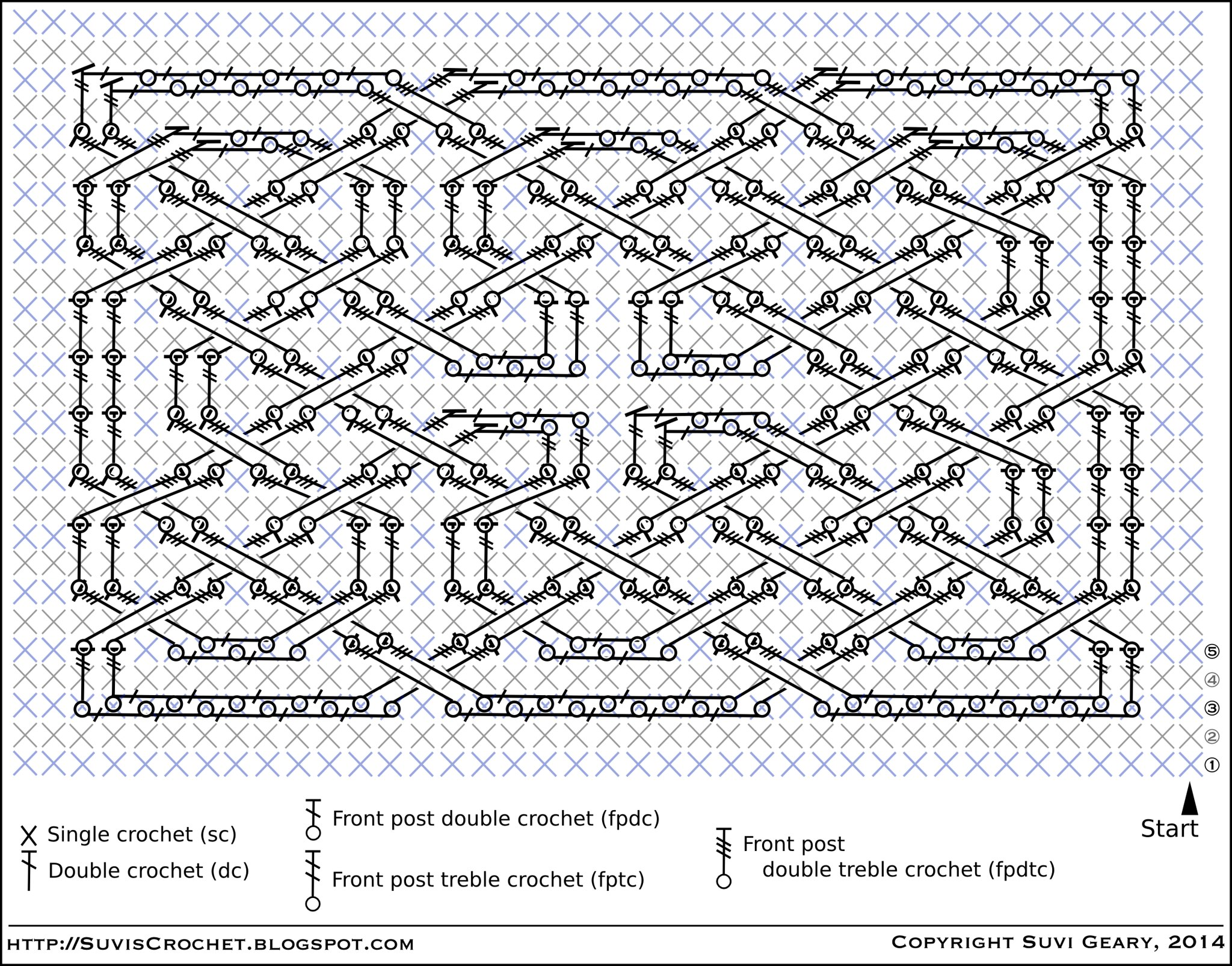 Howsanne Handmade Crochet Patterns Written Or Chart Snap Chain Stitch Diagram Squareone For Photos On Pinterest Suvi39s Book Of Kells Celtic Square Knot