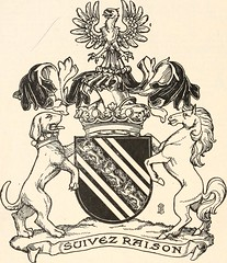 """Image from page 291 of """"Armorial families : a directory of gentlemen of coat-armour"""" (1905)"""