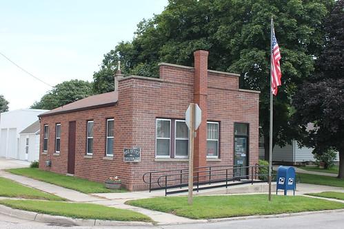 Post Office - Templeton, IA