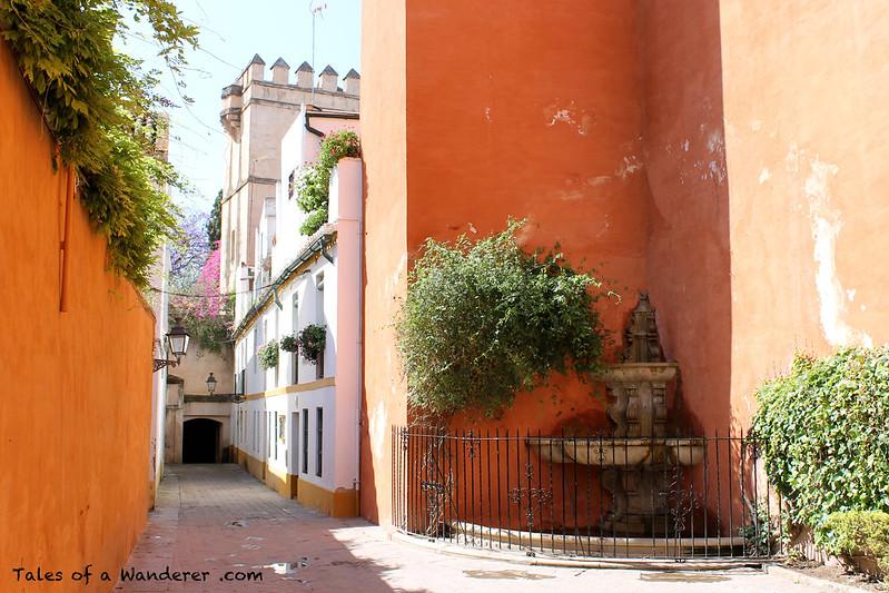 SEVILLA - Calle Judería