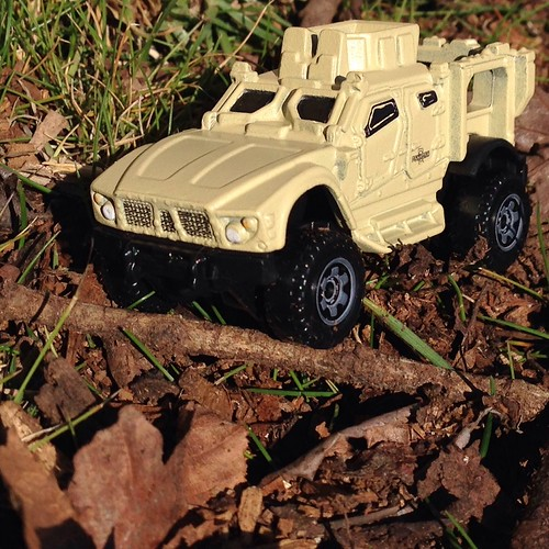 Matchbox - Oshkosh M-ATV