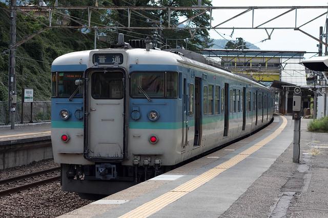 20140823 JR中央本線115系