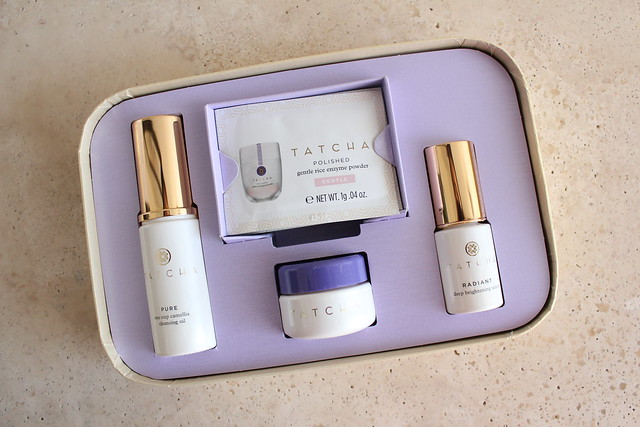 Tatcha Ritual Discovery Kit review