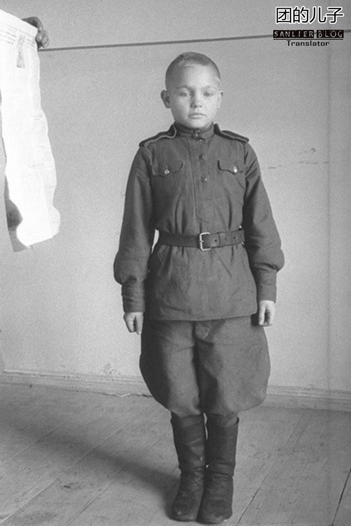 伟大卫国战争中的儿童63