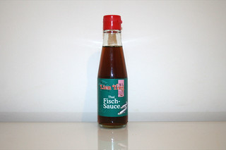 08 - Zutat Thai-Fischsauce / Ingredient thai fish sauce